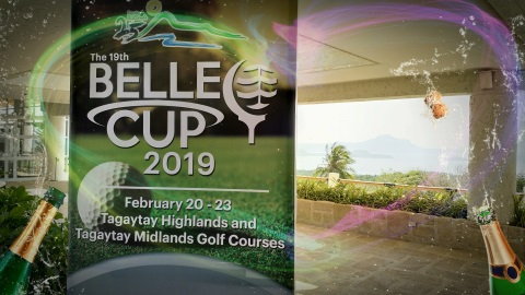 Belle-Cup 2019 Tagaytay